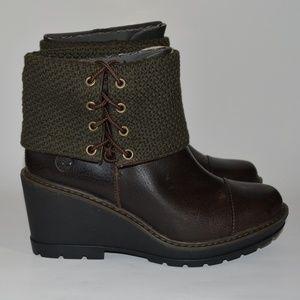 Timberland Women's Kellis Mid Fold Down Boots